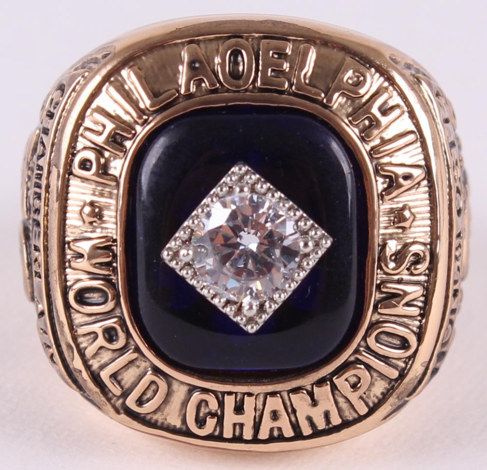 Wilt Chamberlain Rings