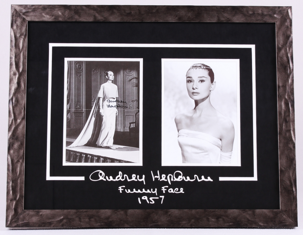 Audrey Hepburn Framed Picture Gallery - origami instructions easy ...