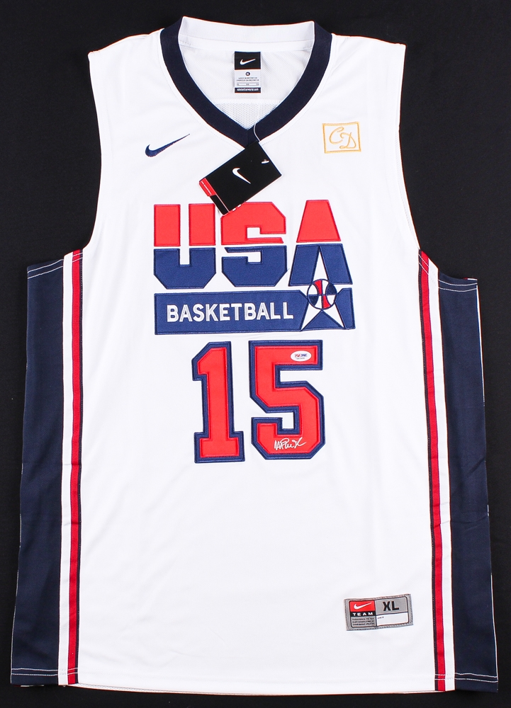 ea8238321d4 magic johnson dream team jersey