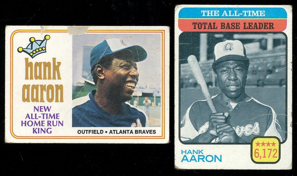 Hank Aaron Baseball Card 1965 Articlebloginfo