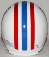 "Warren Moon Signed Oilers Full-Size Authentic Pro-Line Helmet Inscribed ""HOF 06"" & ""Run-N-Shoot"" (Steiner COA) at PristineAuction.com"