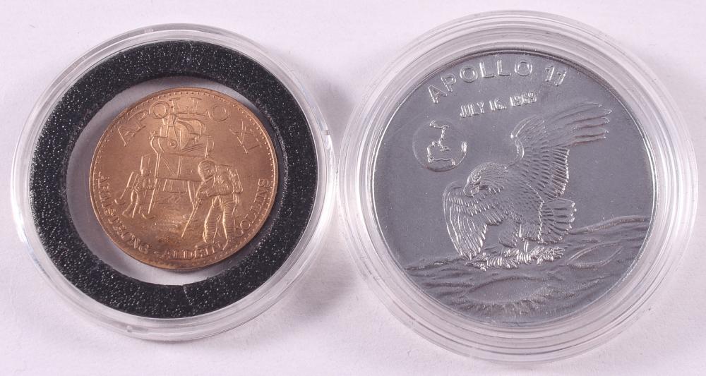 apollo 11 moon landing commemorative coin - photo #46