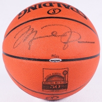 Michael Jordan Signed LE 50th Anniversary Official NBA Game Ball (UDA COA)