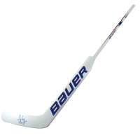 Henrik Lundqvist Signed Bauer Game Model Hockey Stick (Steiner COA)