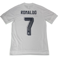 Cristiano Ronaldo Signed Real Madrid Jersey (Icons Auth)