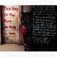"Roy Jones Jr. Signed ""The King of the Ring"" 16x20 Photo with Handwritten Story Inscription (Steiner COA)"