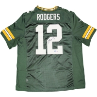 Aaron Rodgers Signed Packers Jersey (Steiner COA & Fanatics Hologram)