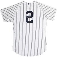 Derek Jeter Signed Yankees Jersey (Steiner COA & MLB Hologram)