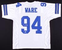 DeMarcus Ware Signed Cowboys Jersey (JSA COA)