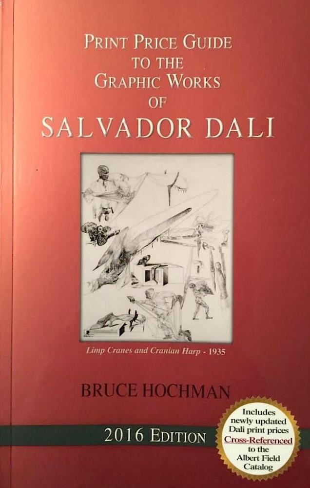 E. J. Campfield salvador dali catalogs & price guides.