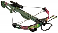 "Norman Reedus Signed Full-Size Authentic Horton ""Zombie RIP"" Crossbow (Radtke COA)"