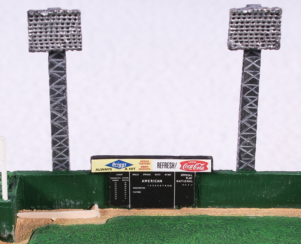 Griffith Stadium Figurine by The Danbury Mint