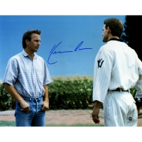 "Kevin Costner Signed ""Cornfield"" 11x14 Photo (Steiner COA)"