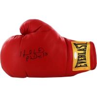 Evander Holyfield Signed Everlast Boxing Glove (Steiner COA)