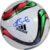 Hope Solo Signed 2015 FIFA World Cup Soccer Ball (Steiner COA)