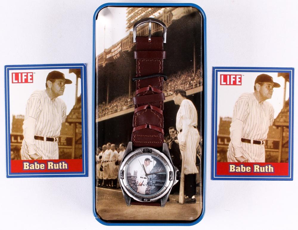 Babe Ruth Livsstil