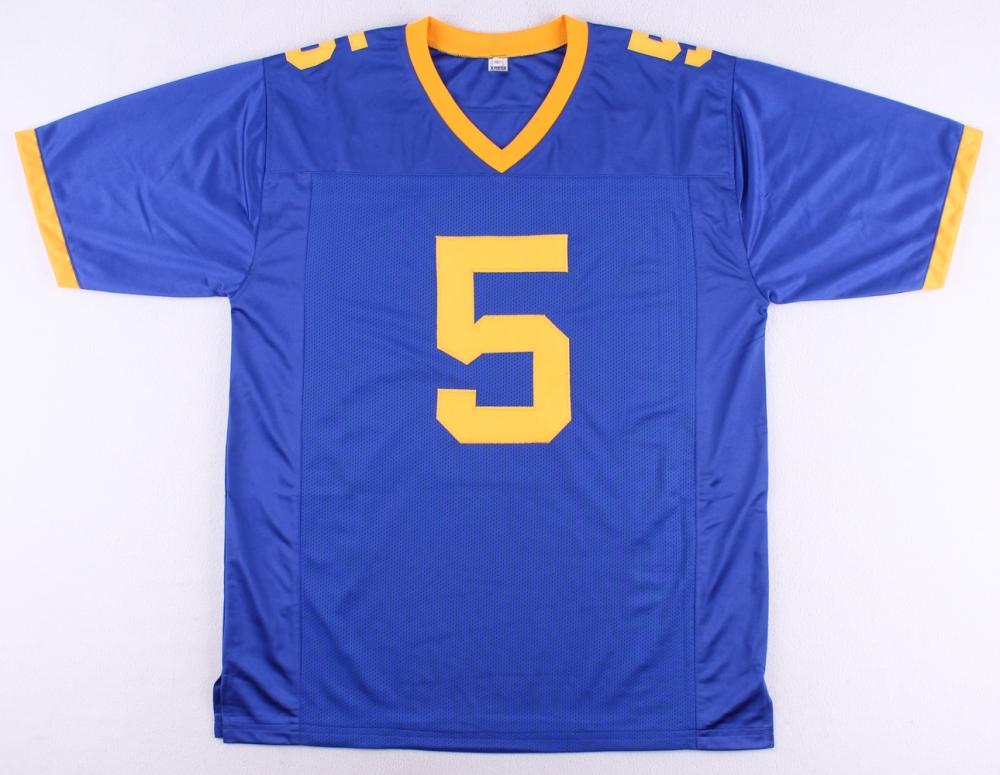 joe flacco delaware jersey