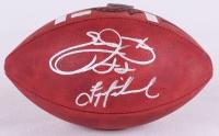 Emmitt Smith & Troy Aikman Signed Super Bowl XXVIII NFL Official Game Ball (Smith & Aikman Hologram, Radtke COA)