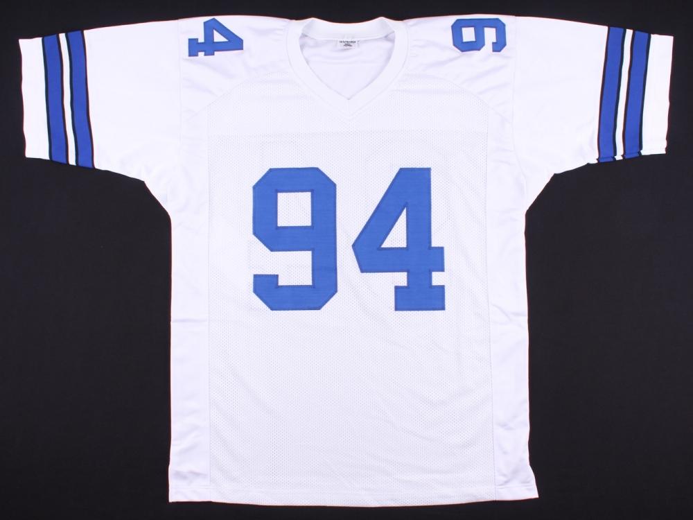 6e987df54 Charles Haley Signed Cowboys Jersey (JSA COA) at PristineAuction.com