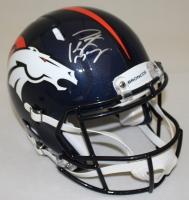 Peyton Manning Signed Broncos Full-Size Authentic Pro-Line Speed Helmet (Steiner COA & Fanatics Hologram)