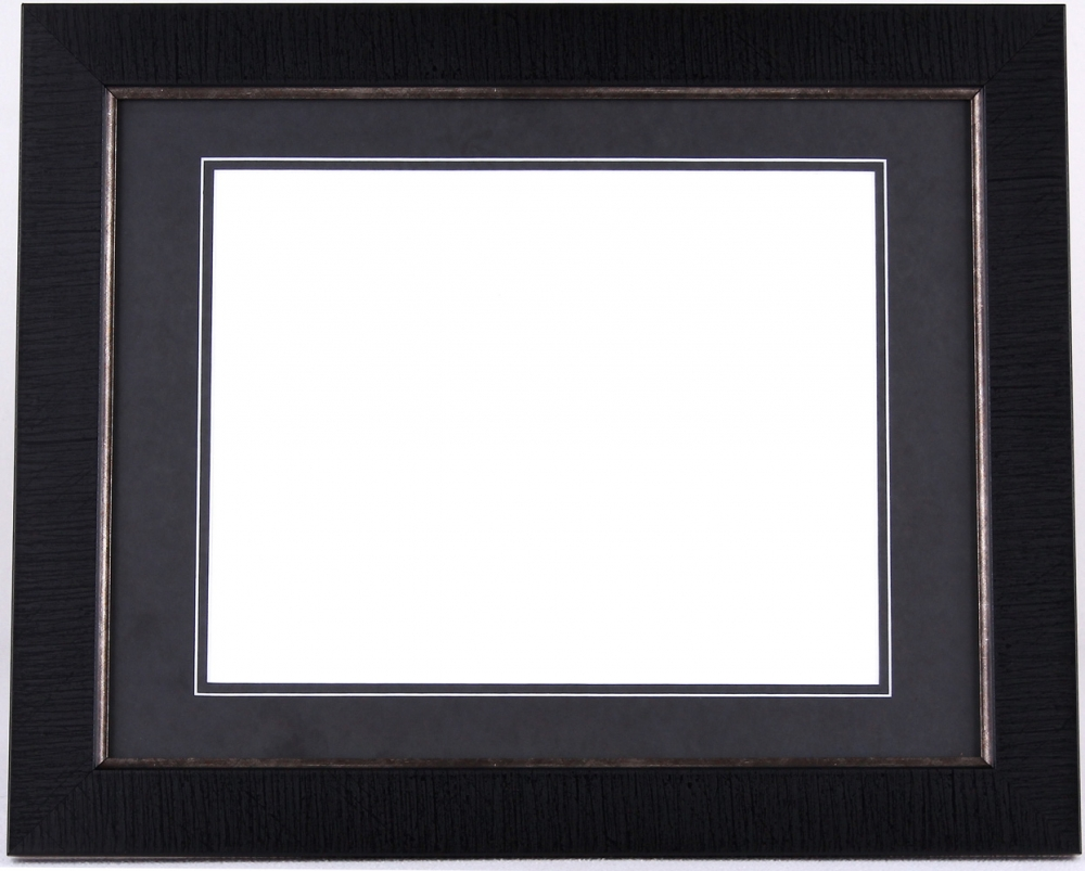 Fine Black Matted Picture Frames Component - Picture Frame Ideas ...