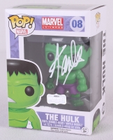 "Stan Lee Signed ""The Hulk"" Marvel POP! Vinyl Figure (Lee Hologram & Radtke COA)"