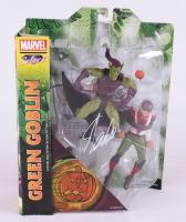 """Stan Lee Signed """"Green Goblin"""" Marvel Select Action Figure (Lee Hologram)"""