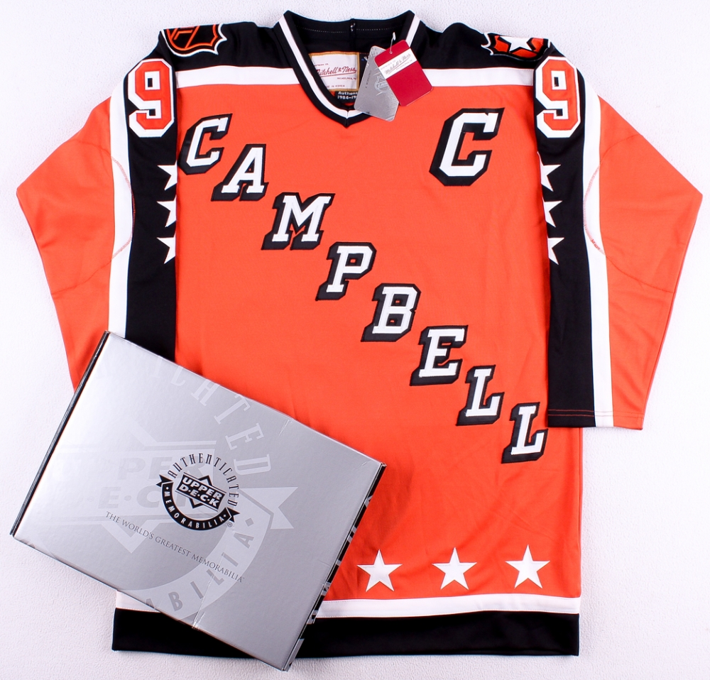 Wayne Gretzky Signed 1984-85 All-Star Game Mitchell   Ness Authentic On- aa54f209d