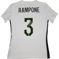 "Christie Rampone Signed Team USA Nike Jersey Inscribed ""USA"" (Steiner COA)"