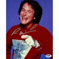 Robin Williams Signed 8x10 Photo (PSA)