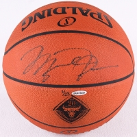 "Michael Jordan Signed Limited Edition ""20th Anniversary 1993 NBA Championship"" Official Game Ball #1/23 (UDA COA)"