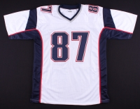 Rob Gronkowski Signed Patriots Jersey (Gronk Hologram) at PristineAuction.com
