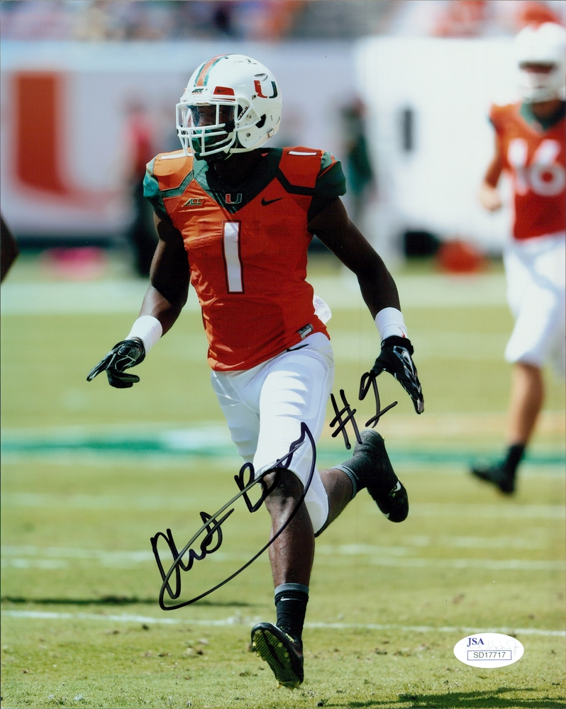 artie burns miami jersey