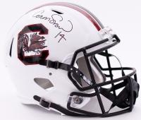Connor Shaw Signed South Carolina Gamecocks Full-Size Speed Helmet (Radtke COA) at PristineAuction.com