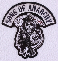"""Sons Of Anarchy"" Sticker"