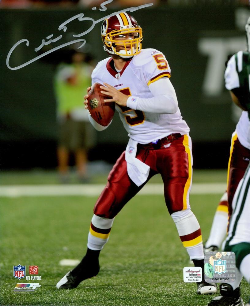 main_1-Colt-Brennan-Signed-Redskins-8x10