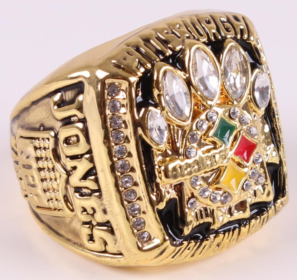 Super Bowl Xl Ring