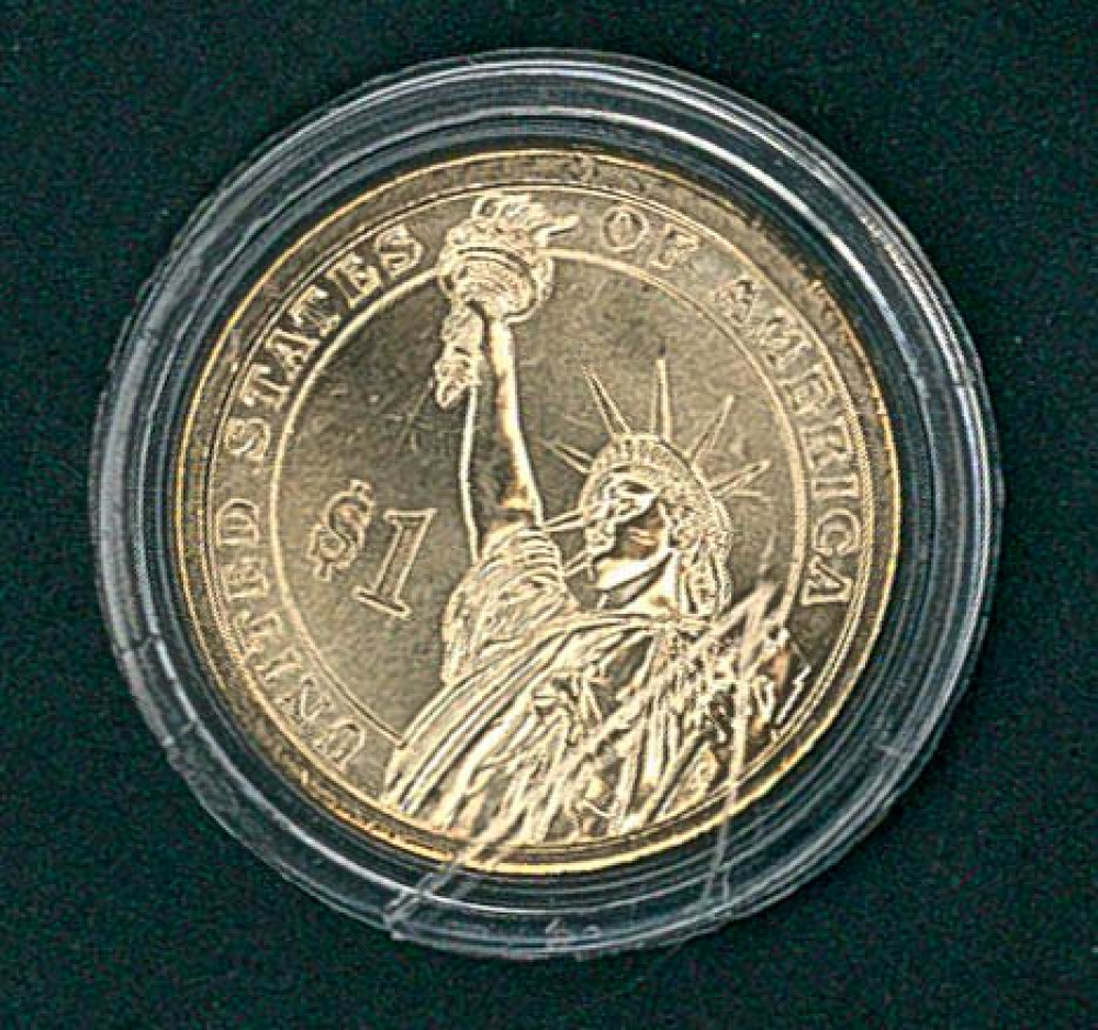 George Washington Presidential $1 Coin | U.S. Mint