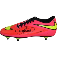 Neymar Jr. Signed Nike Soccer Cleat (Icons COA)