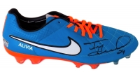 Pair of (2) Tim Howard Signed Game-Issued Nike Shoes (JSA COA & Howard Hologram) at PristineAuction.com