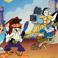 """Chuck Jones Signed """"Mark of Zero"""" Sold Out Limited Edition 15x9 Animation Cel at PristineAuction.com"""