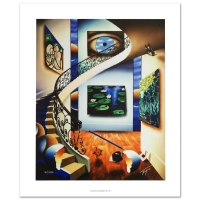 "Ferjo Signed ""Eye of a Master"" Limited Edition 16x20 Giclee on Canvas at PristineAuction.com"
