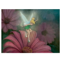 "Mike Kupka Signed ""Morning Blossoms"" LE 20x15 Giclee on Canvas from Disney Fine Art at PristineAuction.com"