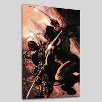 """Wolverine: Origins #21"" Limited Edition 18x27 Giclee on Canvas by Simone Bianchi and Marvel Comics"