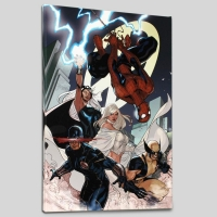 "Chris Bachalo & Marvel Comics ""X-Men #7"" Limited Edition 18x27 Giclee on Canvas"