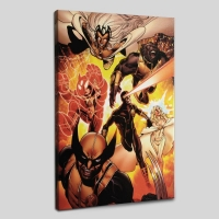 """Astonishing X-Men #35"" Limited Edition 18x27 Giclee on Canvas by John Cassaday and Marvel Comics"