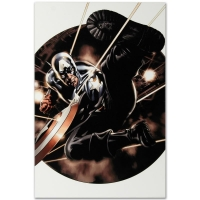 "Steve Epting & Marvel Comics ""Captain America #41"" LE 18x27 Giclee on Canvas at PristineAuction.com"