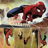 "John Romita Jr. ""The Amazing Spider Man #584"" Limited Edition 24x18 Giclee on Canvas at PristineAuction.com"