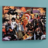 """Marvel 1985 #6"" Limited Edition 18x24 Giclee on Canvas by Tommy Lee Edwards and Marvel Comics"