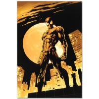 """Amazing Spider-Man #528"" Limited Edition 18x27 Giclee on Canvas by Mike Deodato Jr. & Marvel Comics at PristineAuction.com"